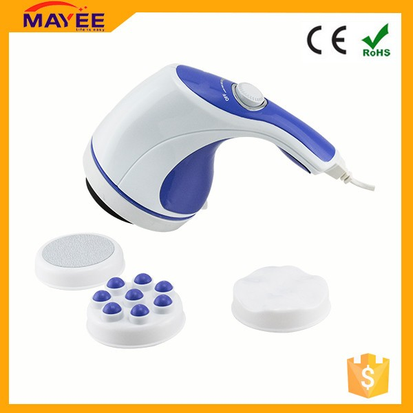 Free sample MY-057 1.2kg/pc ABS 25W multifuction back massage vibrator