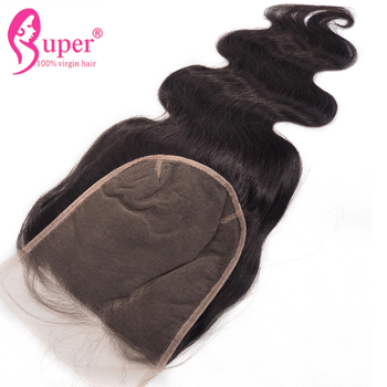 12 14 16 18 inch Body Wave Weave Brazilian Hair Weave Fast Shipping Ear To Ear Lace Closure 7x7