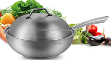 Korea King Pure Titanium Pan Cookware