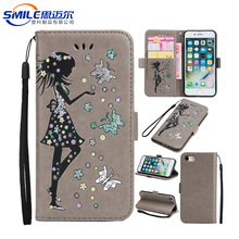 Multifunction credit card case for women,for iphone 8 case with credit card,for iphone x women phonecase