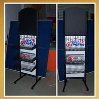Custom-made rack,stainless steel wire mesh grid rack
