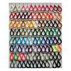 3.5mm China manufacturer polyester round multi colored elastic cord