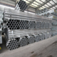 EN 39 steel scaffolding gi pipe, 12 inch hot dipped galvanized pipe