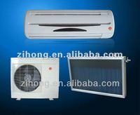 1.5HP hybrid solar air conditioner,solar powered window air conditioner