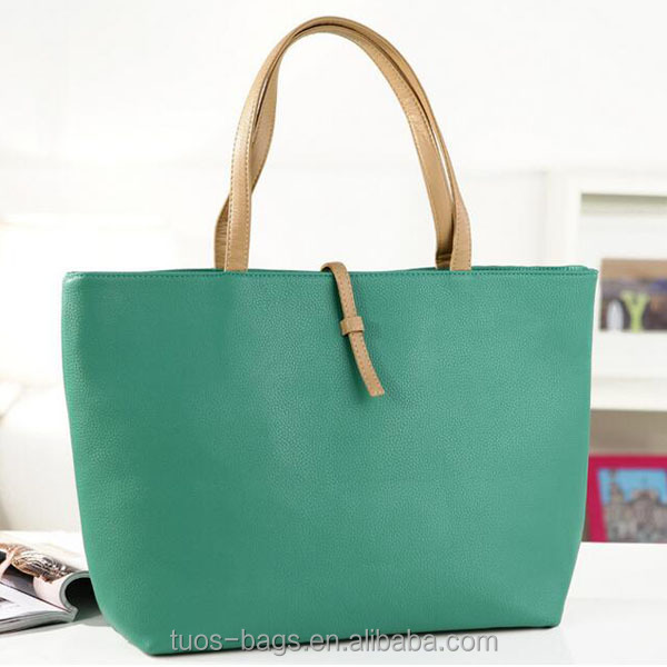 Cheap And Nice Ladies Leather Hand Bag Wholesale