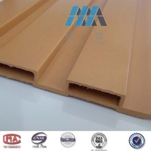 Anti-UV weather resistant high quality cheap price wpc wall panel,wood plastic composite wall panel