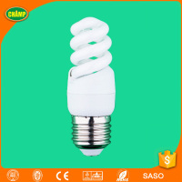 T2 mini spiral energy saving lighting lamp