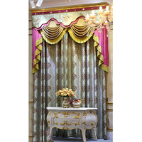 Wholesale Arabic Curtains Styles for Hotel Curtain