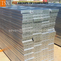 TSX-MP2051 Ladder parts galvanized steel plank with best price