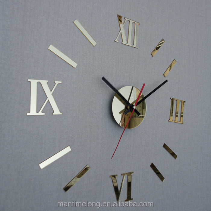 Wall Clock Different Shape Wall Clock Mechanism Diy Wall