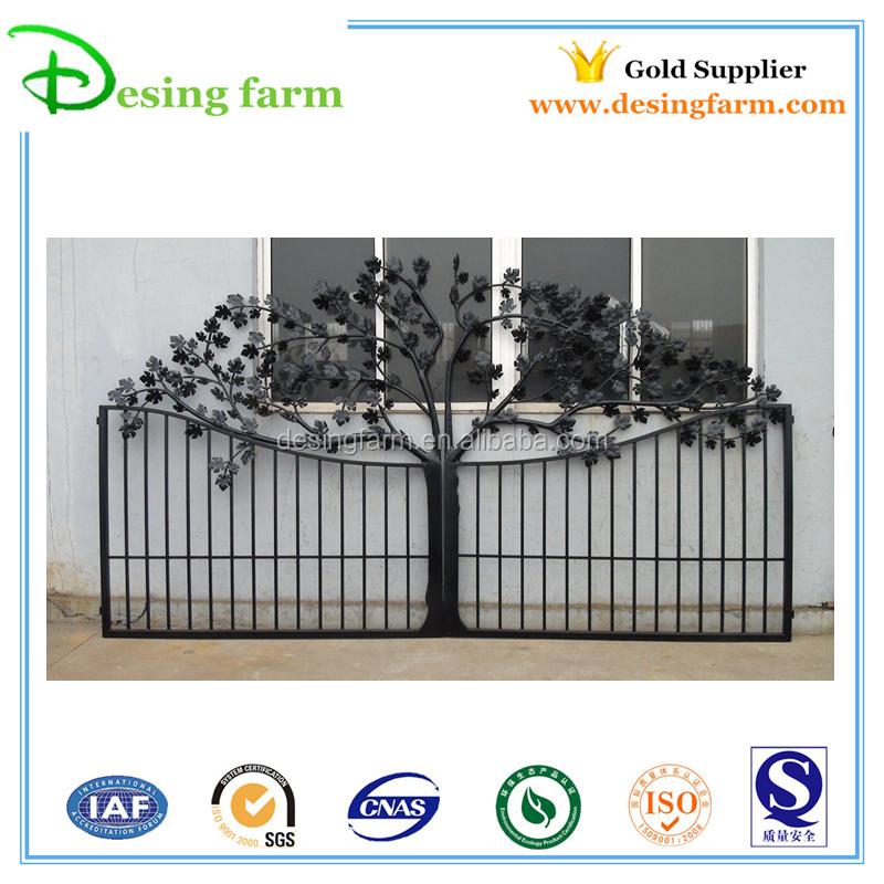 Luxury wrought iron gate buy