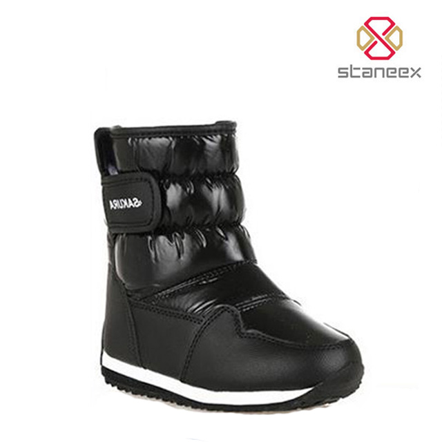 Warm Anti-skid Fashion Cotton Kids Waterproof Thick Snow Winter <strong>Boots</strong>