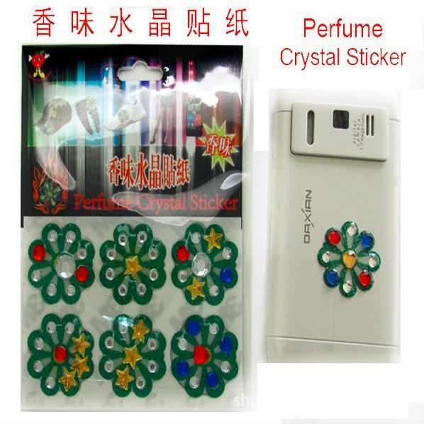 3d embellishment stickers with customized pattern