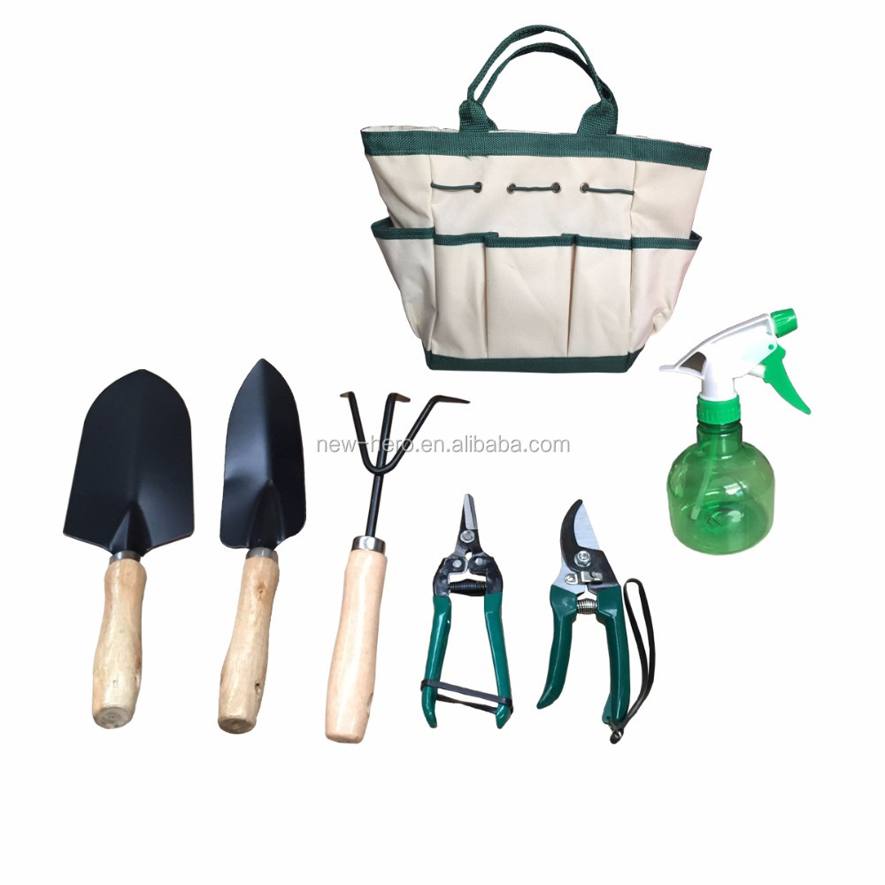 Good sale garden tools set in bag set buy beach towel for Gardening tools on sale