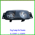 China Made Fog Lamp Suitable for Scania Truck 1529071 1529070
