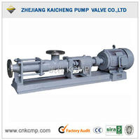 screw food pump