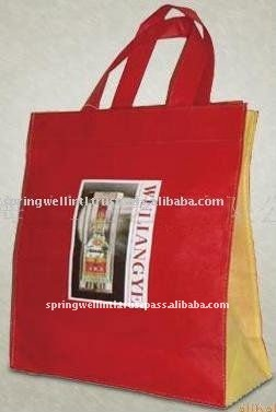 Recyclable Waterproof Non-woven PP Fabric Bags