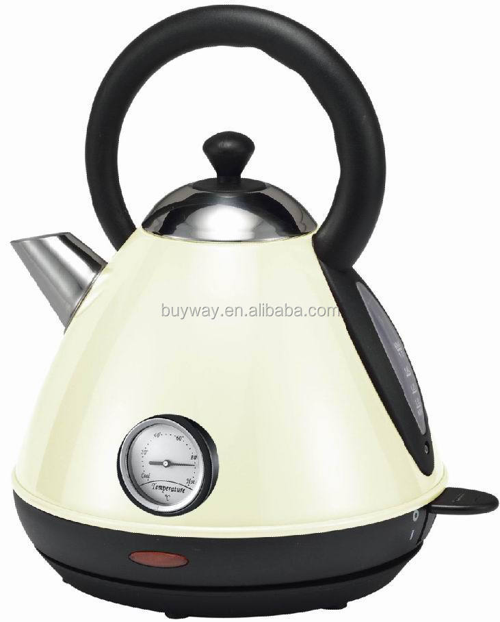 Purchase Electric Kettle ~ Best seller electric stainless steel tea kettle buy