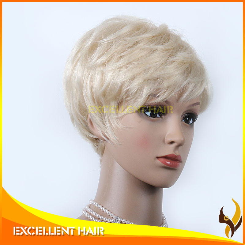 human hair short bob lace front wig silk straight bod style brazilian virgin human hair wigs for women