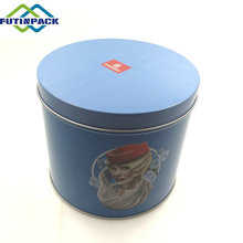 Metal Round Tin Boxes for gift
