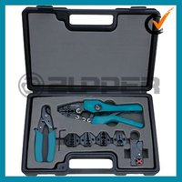 T05H-5A hand crimping tool set