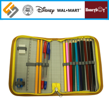 2017 China Supplier Printed School Pencil Case for kids