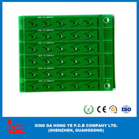 5 branch factory Double side pcb pcb board printing machine good service