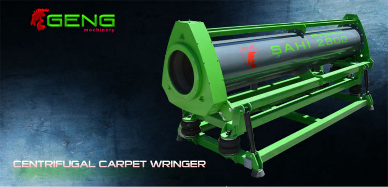 carpet centrifuge machine, rug wringer