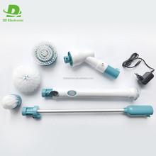 hot sale & high quality electric rotating cleaning brush made in China