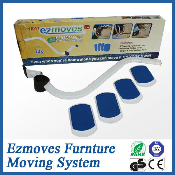 2015 fácilmente moving men muebles sliders as seen on tv