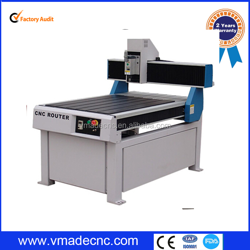Ball Screw 6090 Advertising CNC Router Wood Carving Machine with best price