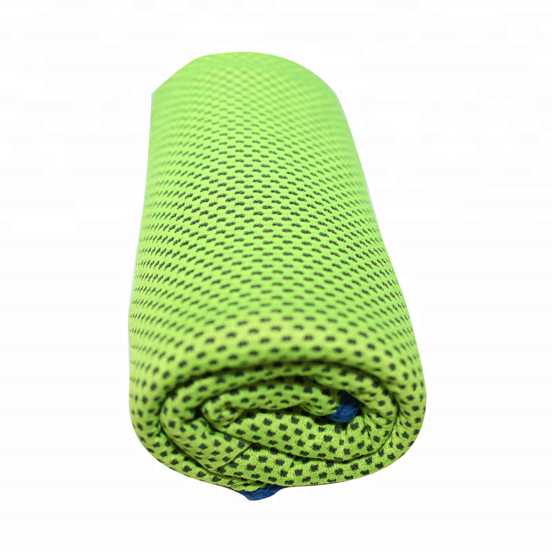 2018 Hot sale Multifunctional cooling towel for yoga/gym/basketball/football/running