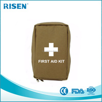 Military Individual First Aid Kit Waterproof Medical Kit Bag