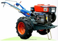 XTL hand operated farm equipment of walking tractor