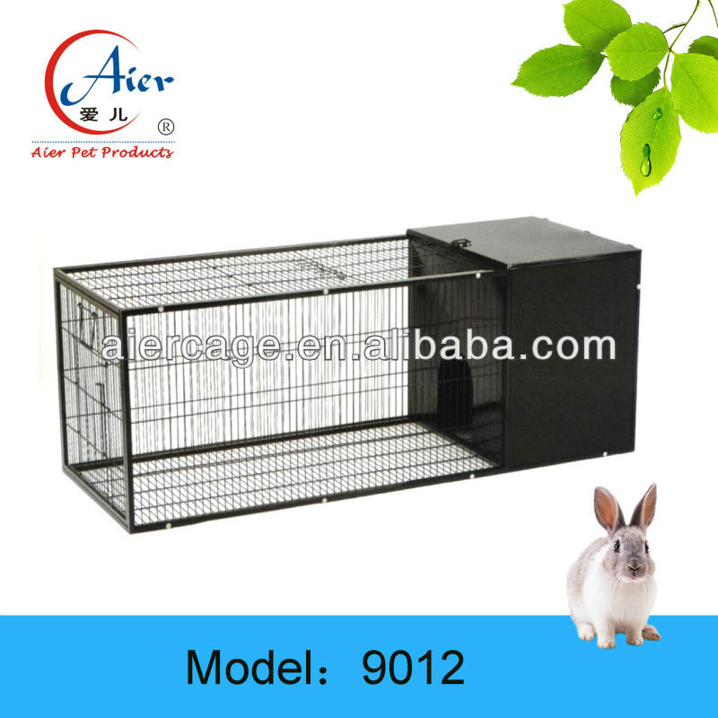 Chinese wholesale factory rabbit in cage
