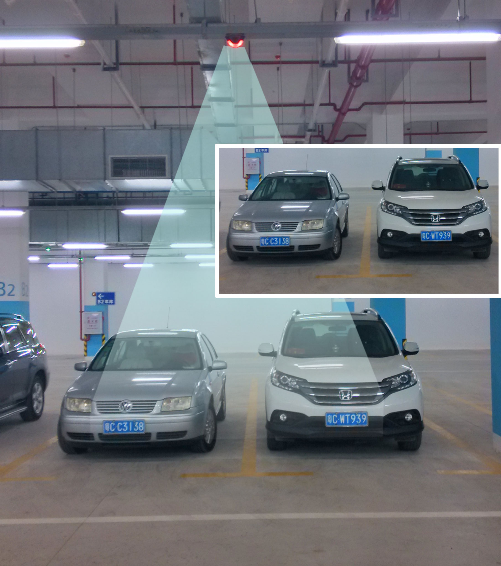 Car Finding And Smart Parking Management System