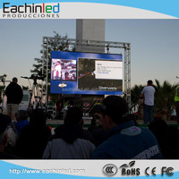 Rental Led Display Outdoor P5.95 P6 Led Video display Screen Panel Support cricket live streaming
