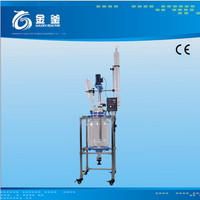 Glass Lined Tank Plug Flow Reactor For Chemical Processing