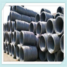 SWRH 77B high tensile strength 5.5mm-12mm Wire Gauge available Sample steel wire rod price