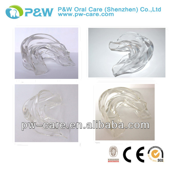 Dental Care silicone mouth tray bulk for sale