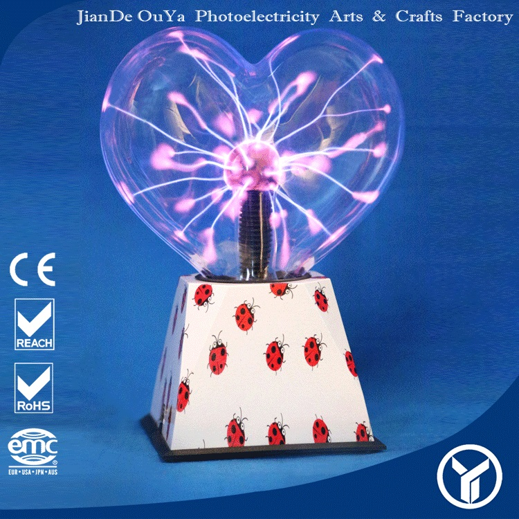 Hot sale top quality best price 8 inch magic plasma light for christmas gift