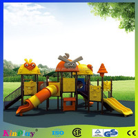 stainless steel plastic outdoor playground equipment