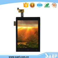 factory direcct sale tft lcd with CTP LCM module, 320*480 TFT LCD ILI9488 with MCU interface