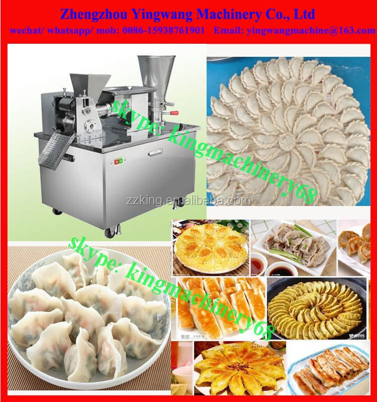 empanada making machine for frying food