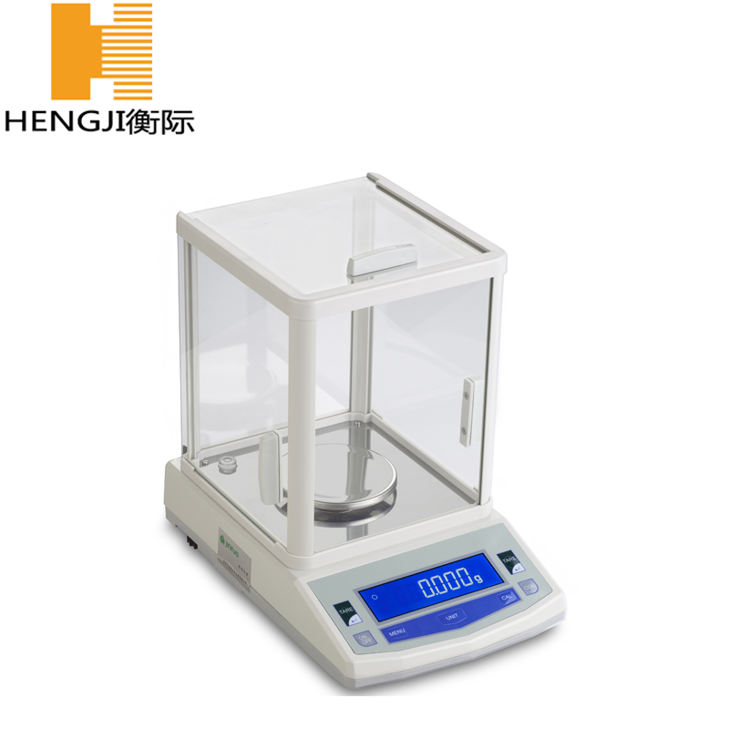 1mg 300g load cell LCD with windshield electronic lab digital scale