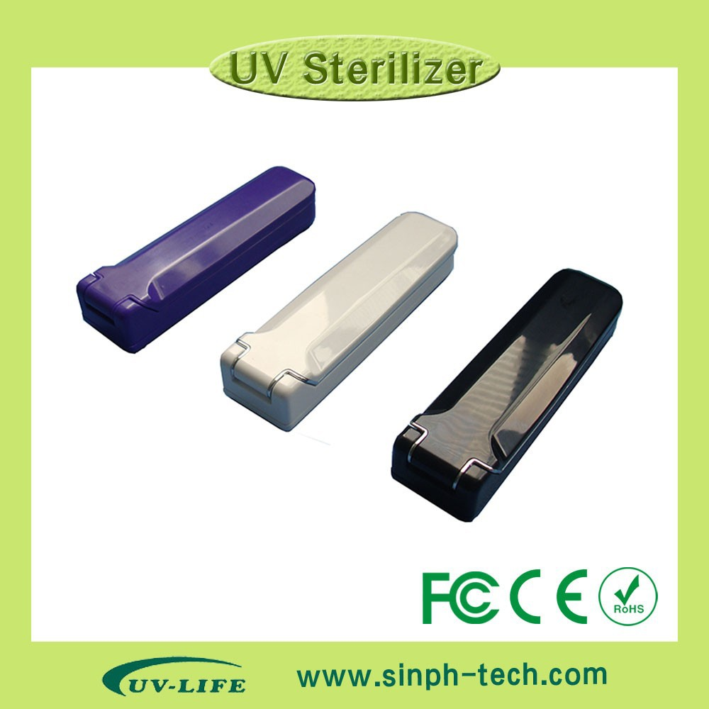 2015 new product baby gutta-percha UV sterilizer wand