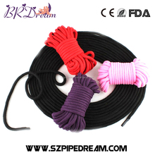 Adult Sex Game Products Weave Tie Ropes Erotic Bundles Cotton Sex Rope Bondage Long 5M BDSM Roleplay Kit Soft And Safe