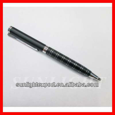High quality metal roller ball pen with clip