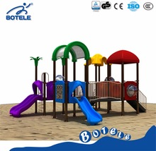 China Import Toys Colorful Kids Plastic Playground Equipment For Fun In Amusement Park