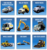 Heavy vehicles and mining trucks camera system BY-08827MS-2